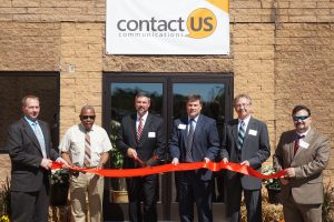 ContactUS Communications Hosts Grand Opening Ceremony at New Contact Center Facility